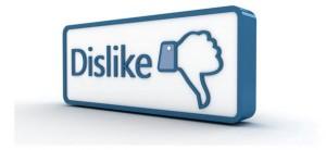 Dislike Facebook Button