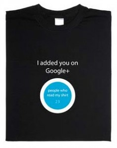 Google Plus Joke