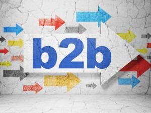 B2B Heading the Right Direction