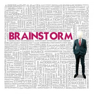 Have you brainstormed lately?